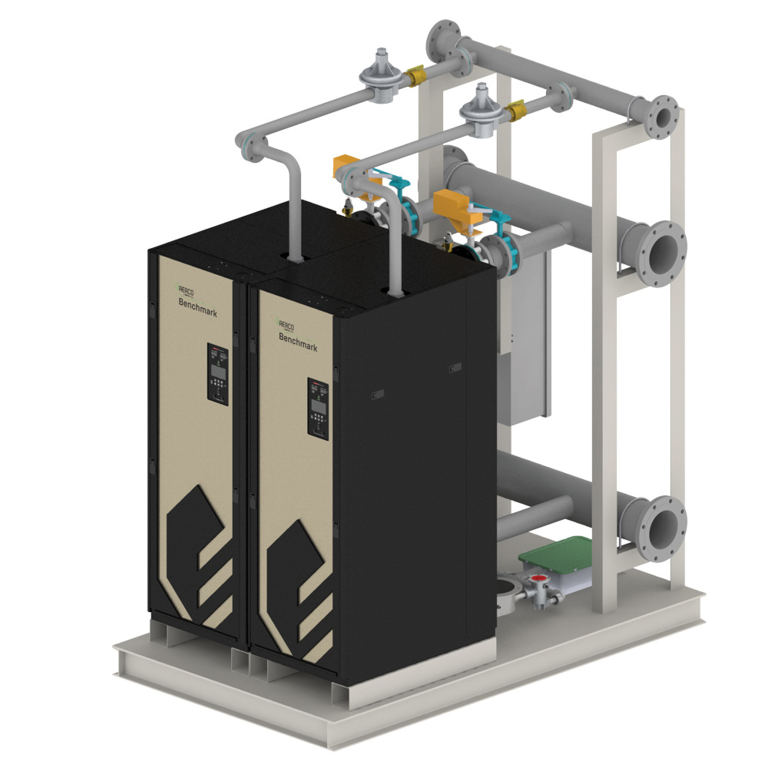 Benchmark Platinum Skid Packaged Systems - Square