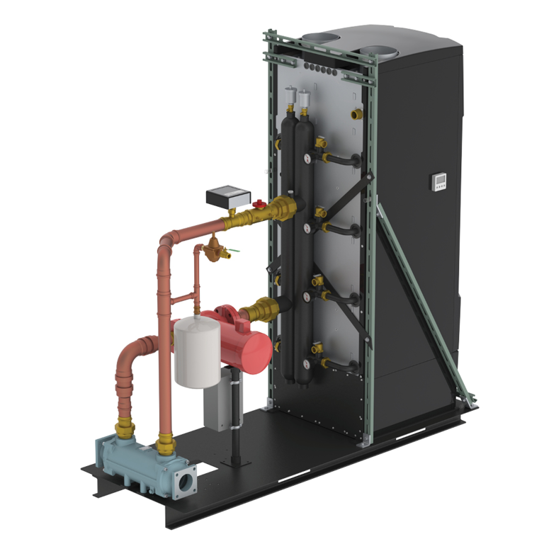 AM Series Skid Packaged Systems Pool Heating - Square